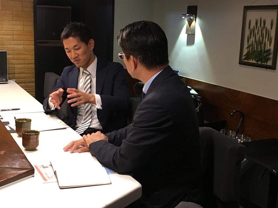 第一回北田正喜氏との対談