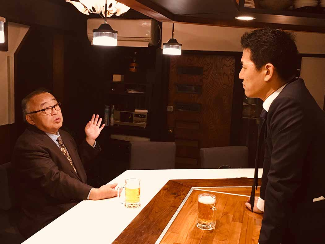 第四回星正壽氏との対談